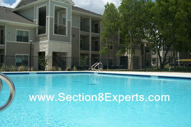 BRAND NEW! North East Austin Section 8 Apartments